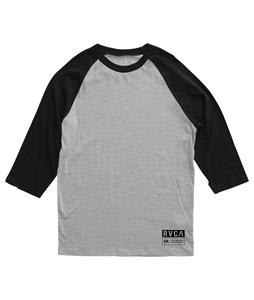 RVCA Tab Raglan Athletic Heather