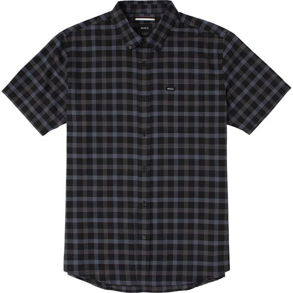 RVCA Thatll Do Plaid Shirt