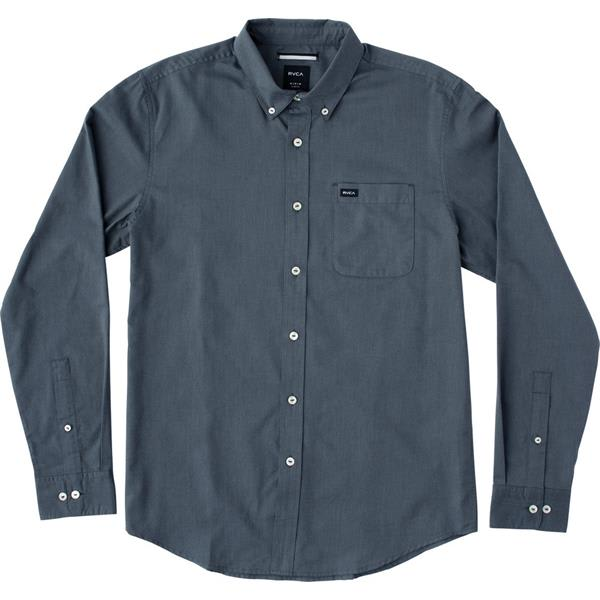 RVCA Thatll Do Oxford L/S Shirt