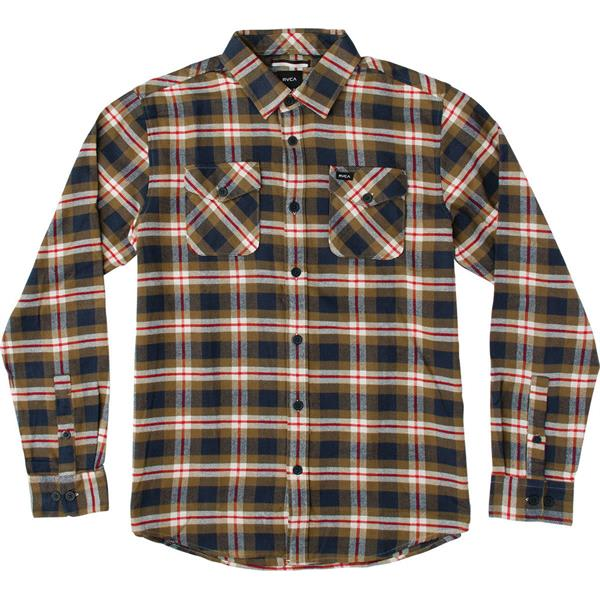 RVCA Thatll Work L/S Flannel
