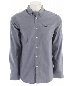 RVCA That'll Do Oxford L/S Shirt