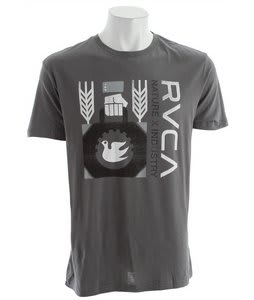 RVCA The Business T-Shirt Pavement