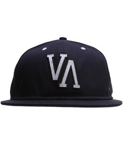 RVCA Themes Six Panel Cap