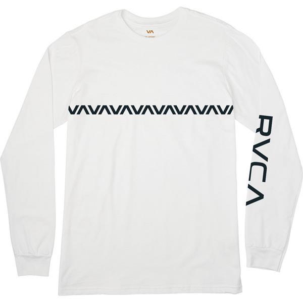 RVCA VA Stripe T-Shirt
