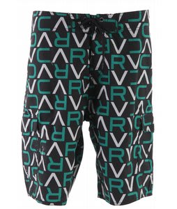 RVCA VA Strike Boardshorts Black Fade