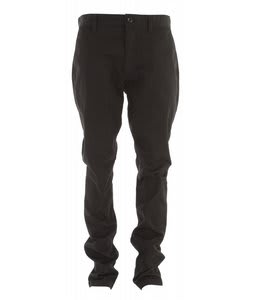 RVCA Week End Pants Black