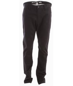 RVCA Weekender Pants Dark Navy