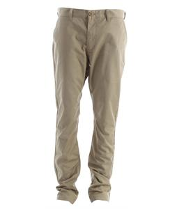 RVCA Week End Pants Khaki