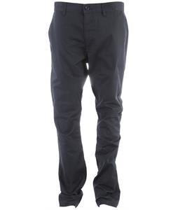 RVCA Week End Pants Midnight