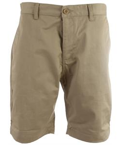 RVCA Week End Shorts Khaki