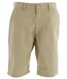 RVCA Week End Shorts Khaki Sage