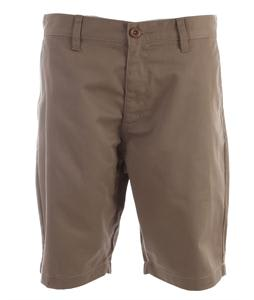 RVCA Weekender Shorts Dark Khaki
