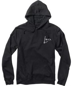 RVCA We Ride Pullover Hoodie Black