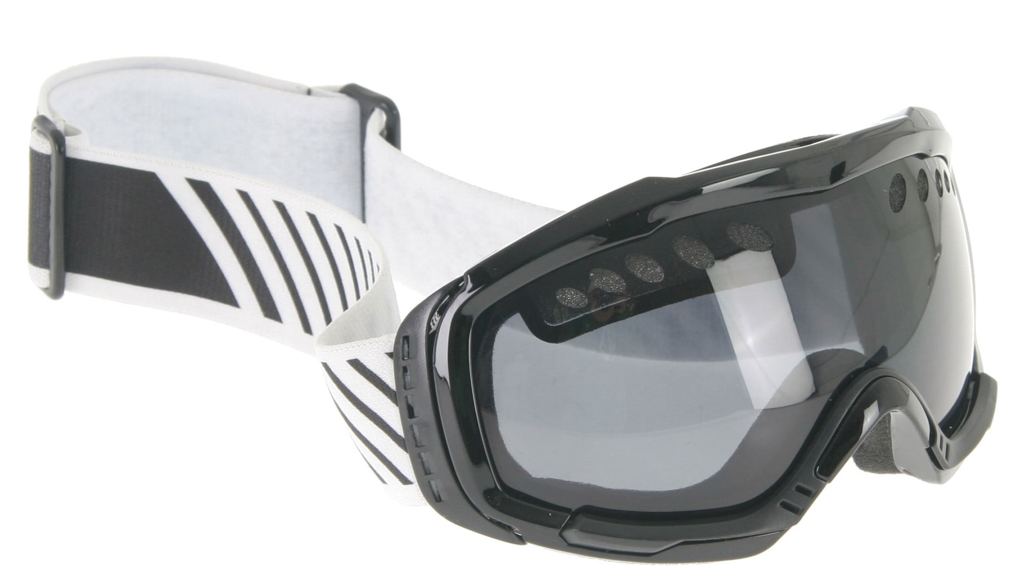 Ryders Fakie Goggles Black/Grey Polarized Lens - Men's