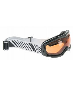 Ryders Fakie Goggles Black/Amber Lens