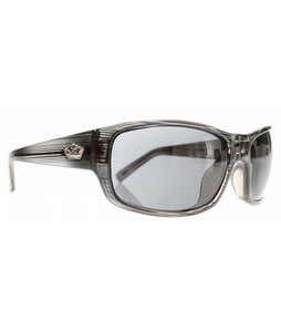 S4 Bandsaw Sunglasses Grey Stripe/Grey Lens