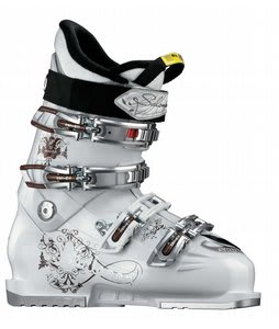 Salomon Mynx Ski Boots White