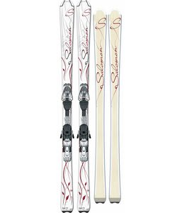 Salomon Origins Opal Skis w/ 10 Bindings