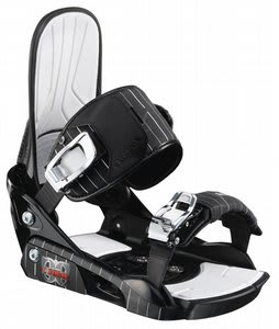 Salomon C Force Snowboard Bindings Black/White
