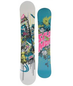 Salomon Sanchez Snowboard 154 Blue