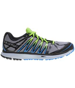 Salomon X-Tour Shoes Pearl Grey/Black/Union Blue