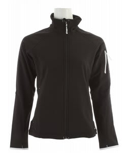 Salomon 180 Softshell Jacket Black