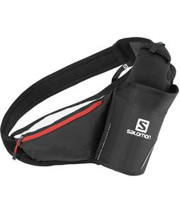 Salomon Active Insulated Belt Hydration Pack Black 20oz
