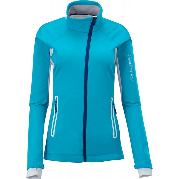 Salomon Active IV Softshell Cross Country Ski Jacket