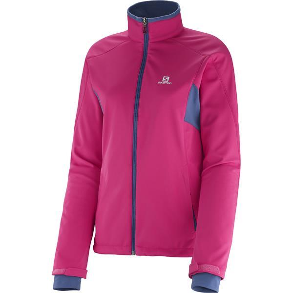 Salomon Active Softshell Cross Country Ski Jacket