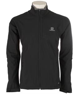 Salomon Active XC Ski Softshell Black