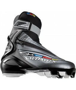 Salomon Active 8 Cross Country Skate Boots Black
