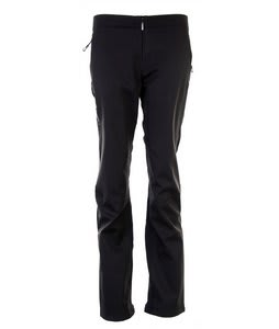 Salomon Active III Softshell Snow Pants Black/Black