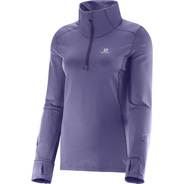 Salomon Agile HZ Midlayer Top