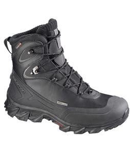 Salomon Anka CS WP Boots Black/Black/Autobahn