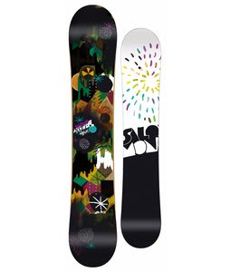 Salomon Answer Magnum Snowboard 162