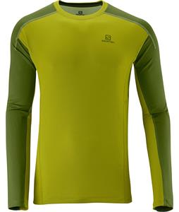 Salomon Apogee T-Shirt Dark Seaweed