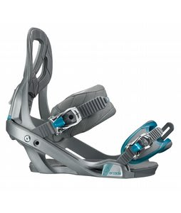 Salomon Arcade Snowboard Bindings Grey
