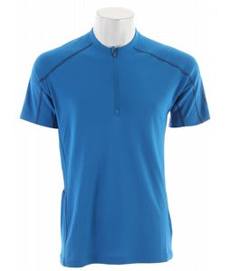 Salomon Arpette Wool T-Shirt Vibrant Blue-X