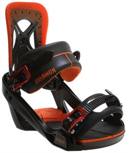 Salomon Balance Snowboard Bindings Army/Orange