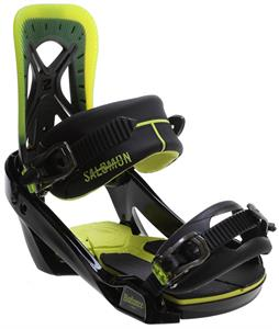 Salomon Balance Snowboard Bindings Black/Lime