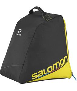 Salomon Boot Bag Black/Yellow/White 32L