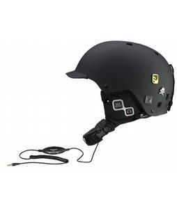 Salomon Brigade Audio Snowboard Helmet