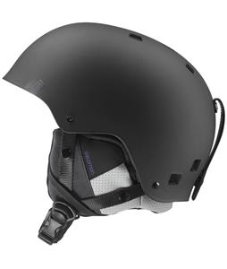 Salomon Brigade Ski Helmet Black Matte