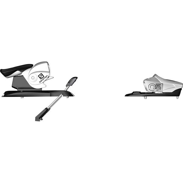 Salomon C5 Ski Bindings
