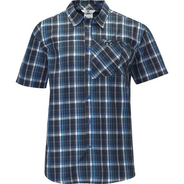 Salomon Checks Shirt