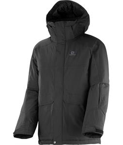 Salomon Chillout Jr Jacket Black