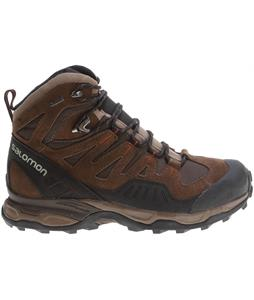 Salomon Conquest GTX Hiking Shoes Shrew/ Burro/Deep Red