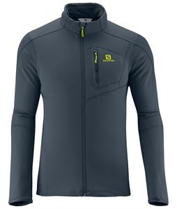 Salomon Discovery Fz Midlayer Fleece Dark Cloud