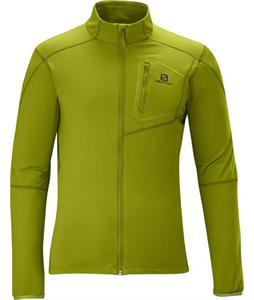 Salomon Discovery Fz Midlayer Seaweed Green
