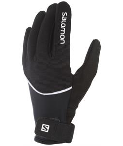 Salomon Discovery Gloves Black